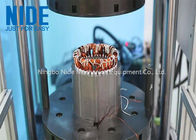 Motor Stator Final Coil Forming Machine New Energy With Single Working Station