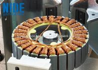 Electric Motorcycles Wheel Motor Stator Winding Machine For New Energy Vehicles