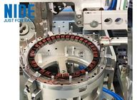Muti Pole Stator Needle Winding Machine Double Stations 500kg Weight