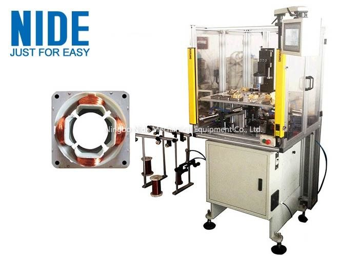 Automati BLDC Stator Winding Machine ,  Stator Needle Coil Winding Machine