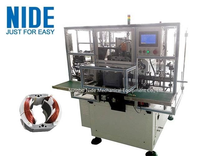 2 Poles 3 Phase Motor Winding Machine Upgraded Model With CE Standard