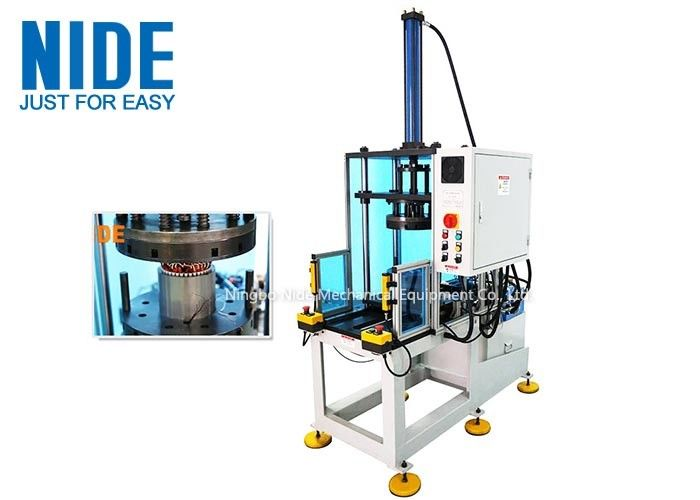 Hydraulic System Automatic Stator Coil winding Final Forming Machine PLC Control