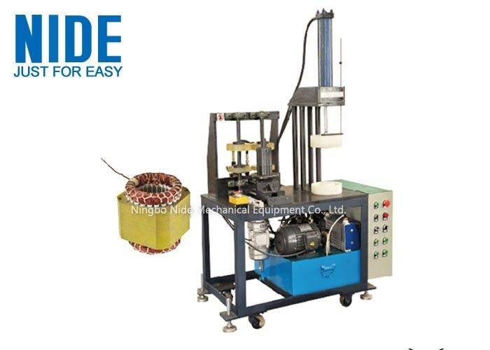 Winding Final Coil Forming Machine / Wire Winding Machine For Air Conditioner Motor