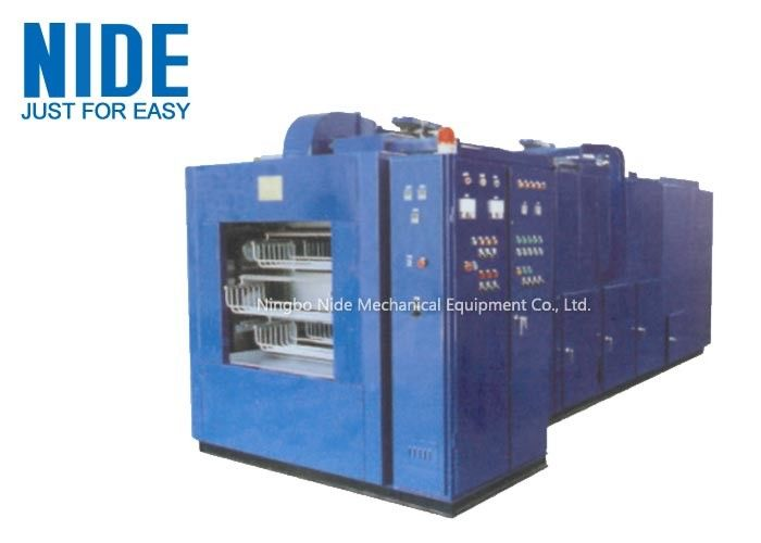 High Precision Stator Trickle Impregnation Machine For Household Electrical