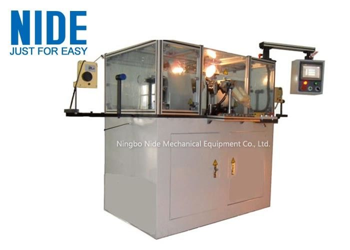 Small Wire Armature Winding Machine for electric motor