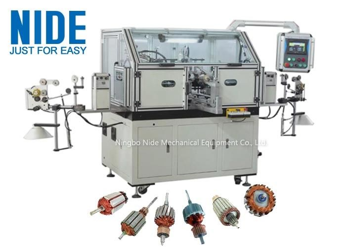 Double Winding Flyer Automatic Rotor Coil Winder Machine High Performance