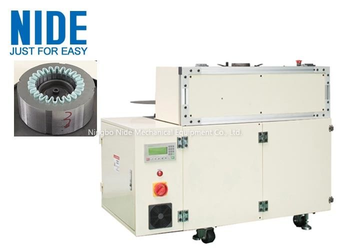 Good price Automatic Stator Slot Insulation Paper Insertion Machine For induction motor