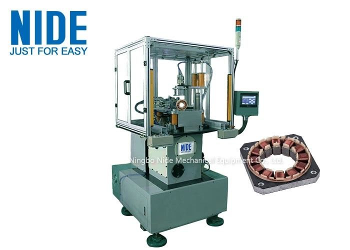 Stator Automatic Winding Machine With Three Nozzle Needle Winding Technology